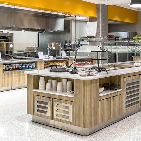 Commercial Kitchen / Food Service Projects